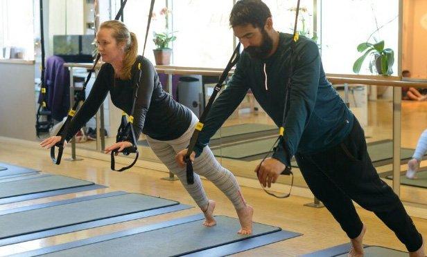 Pilates Fusion classes