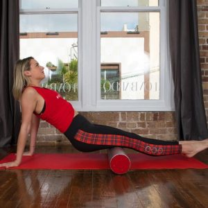 Pilates promotes a long toned and lean body